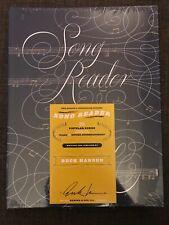 Beck Hansen Autographed Song Reader First Edition Book - McSweeney's LP Vinyl