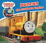 Thomas the Tank Engine Book - Thomas Story Library: DUNCAN THE STUBBORN ENGINE