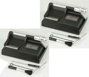 2 x Powermatic 1+ ELITE NEUESTE+AKTUELLSTE Version Zigarettenstopfer Stopfgerät