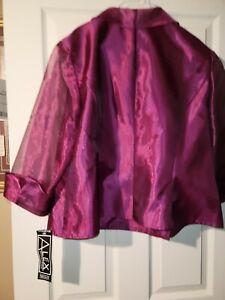 Alex evening jacket 2X