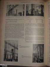 Tecnologia ENERGIA rivista della RDT JG. legato 1957