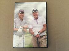 Golf Instruction Video 5 Dvds * Martin Chuck Master Class Training Program