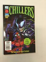 Chillers Spider-man Venom Saga Of The Alien Costume Marvel Tpb Paperback (MC01)