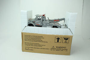 DG PRODUCTIONS INTERNATIONAL CENTURY WRECKER TOW TRUCK, PROTOTYPE GRAY, BOXED
