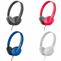 Skullcandy Headphones - Stim w/Mic - Over-Ear, Smartphone Compatible