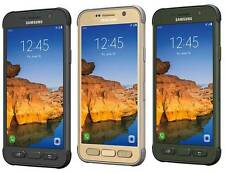 New Samsung Galaxy S7 Active G891A ATT 32GB 4G LTE Latest Model Green/White/Gold