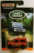 LAND ROVER NINETY LAND ROVER SERIES MATCHBOX DIECAST 2016 LQQK