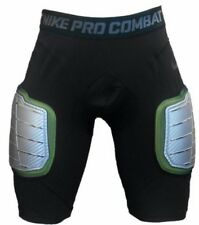 NIKE PRO COMBAT Hyperstrong Padded thigh Compression 634668 Football Short 3XL