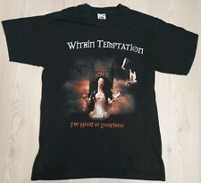 """Officiel T-Shirt WITHIN TEMPTATION : """" The Heart of Everything """" (S)"""