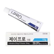 12 tubes J-PRO Tattoo fast numbing skin Cream Anesthetic  Makeup for body art