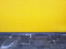 """Yellow Wall"" - Fine Art Abstract Print"