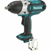 "Makita XWT04Z 18V LXT Li-Ion Cordless 1/2"" High Torque Impact Wrench Bare"