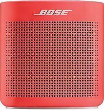 Bose SoundLink Color Bluetooth Speaker II Coral Red