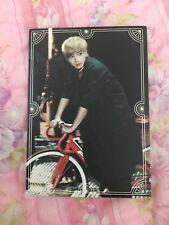 Super Junior Leeteuk Modern Frame Starcard Star Collection Official PhotoCard