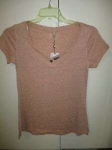 NWT CALIA BY CARRIE UNDERWOOD SS TEE DESERT STONE SIZE M