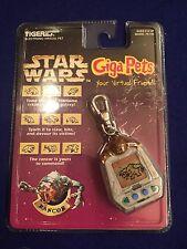 Vintage Star Wars Return of the Jedi Rancor Giga Pet Sealed Tiger Electronics
