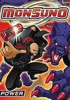 MONSUNO: POWER (Cam Clarke) - DVD - Region 1 Sealed