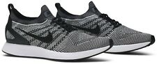 Nike Air Zoom 918264-008 Mens Size 8 Gray/Black Mariah Flyknit Racer $150+