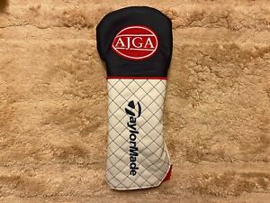 Very Rare Limited Edition Taylormade AJGA Driver Headcover
