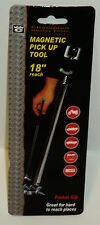 """Champion Magnetic Pick Up Tool Adjustable Up To 18"""" Reach With Pocket Clip"""