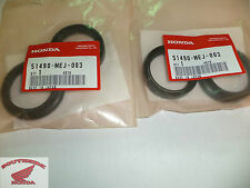 GENUINE HONDA FRONT FORK SETS (FOR 2 FORKS) SEALS & DUST SEALS