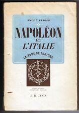 C1 NAPOLEON Fugier NAPOLEON ET L ITALIE 1796 1815