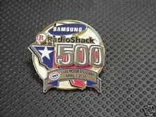 2004 SAMSUNG RADIO SHACK 500 NASCAR EVENT HAT PIN