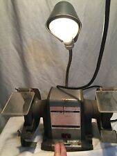 Amazing 1975 Craftsman Commercial 1 2 Hp Bench Grinder Model 397 Bralicious Painted Fabric Chair Ideas Braliciousco