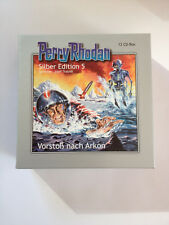 Perry Rhodan Silber Edition 5 - Vorstoß nach Arkon - 12 CDs Box