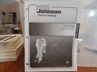2005 Johnson Parts Catalog: 40, 50 HP (815 cc), 4 Stoke, P/N #5006039, #67C
