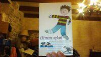 Clement aplati de Brown Jeff | Livre | d'occasion