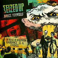Seized Up - Brace Yourself (Vinyl LP - 2020 - EU - Original)