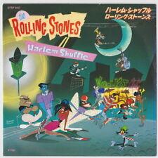 The ROLLING STONES * Harlem Shuffle * 1986 JAPAN PROMO 45 * Listen!