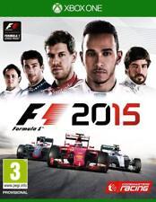F1 2015 JEU XBOX ONE NEUF