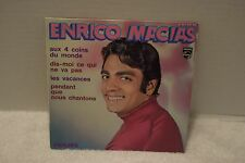 Enrico Macias EP, Philips 437.435BE, PS, France, NM