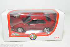 NOREV ALFA ROMEO 159 RED MINT BOXED