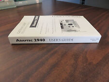 Gateway 2000 PCI SCSI Host Adapter ADAPTEC 2940 User's Guides Manual FREE SHIP