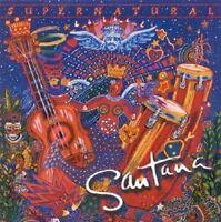 "SANTANA ""SUPERNATURAL"" CD NEUWARE"