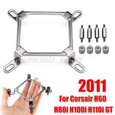2011 CPU Cooler Mounting Hardware Kit For Corsair H60 H80i H100i H110i GT