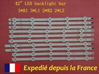 Retroilluminazione LED Strip BAR LG 42LN613S 42LA613S 42LN570S 42LN540V - R1
