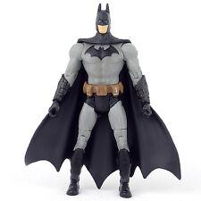 """DC Comics Multiverse Wave 1 BATMAN Arkham City Batsuit 4"""" Action Figure Mattel"""