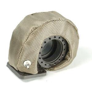 DEI Titanium T4 Turbo Blanket Shield Heat Shield Offroad Race 010144