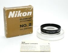 NIKON 52mm CLOSE-UP FILTER No.2! EXCELLENT PLUS CONDITION! 90-DAY WARRANTY!