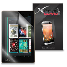 3-Pack Clear HD XtremeGuard HI-DEF Screen Protector Skin Cover For Kobo Arc 7HD