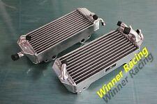 aluminum alloy radiators Suzuki RM250 RM 250 2-stroke 1996-2000 1999 1998 1997