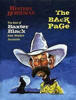 NEW Back Page: The Best Of Baxter Black From Western Horseman Revised