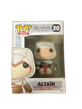 Funko POP! Games - Assassin's Creed Vinyl Figure - ALTAIR #20 *NM BOX*