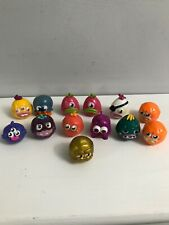 Moshi Monsters Bundle Of 13 Glumps Toy Figures RARE