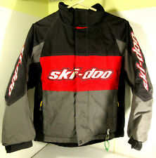 Ski-Doo Team BRP Performance Snowmobiling Jacket Winter Youth Size 14