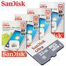 SanDisk Ultra New 8GB 16GB 32GB 64GB micro SD HC Flash Memory Card 48MB Class10